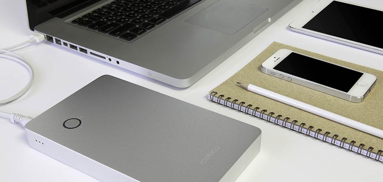 Внешние аккумуляторы… designed for Apple