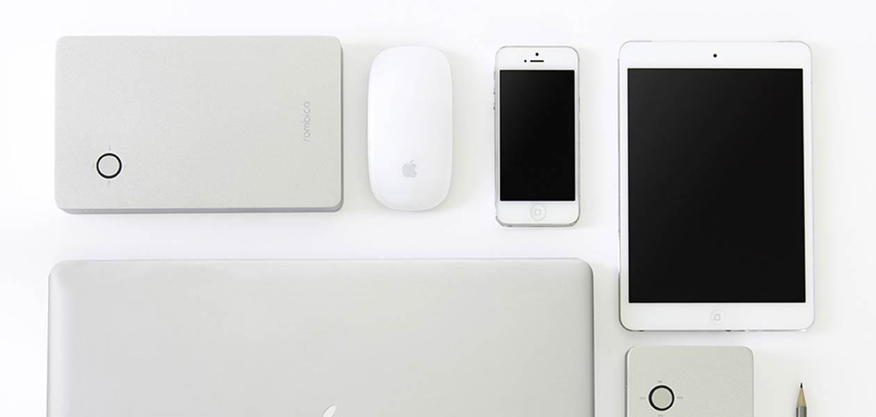 Внешние аккумуляторы для MacBook и не только