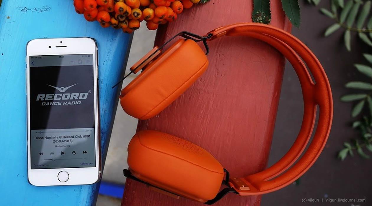 Rombica mysound BH-05. Беспроводные Hi-Fi наушники для твоего стиля