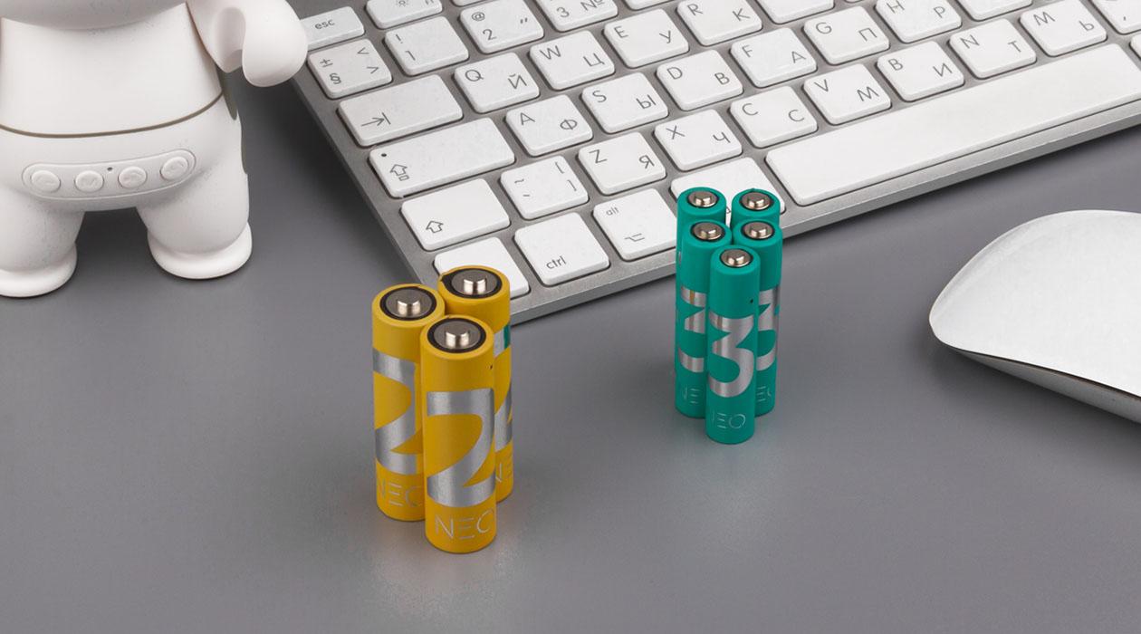 Новая эра перезаряжаемых аккумуляторов.<br>Обзор моделей<br>NEO Х2 и NEO Х3 от Rombica