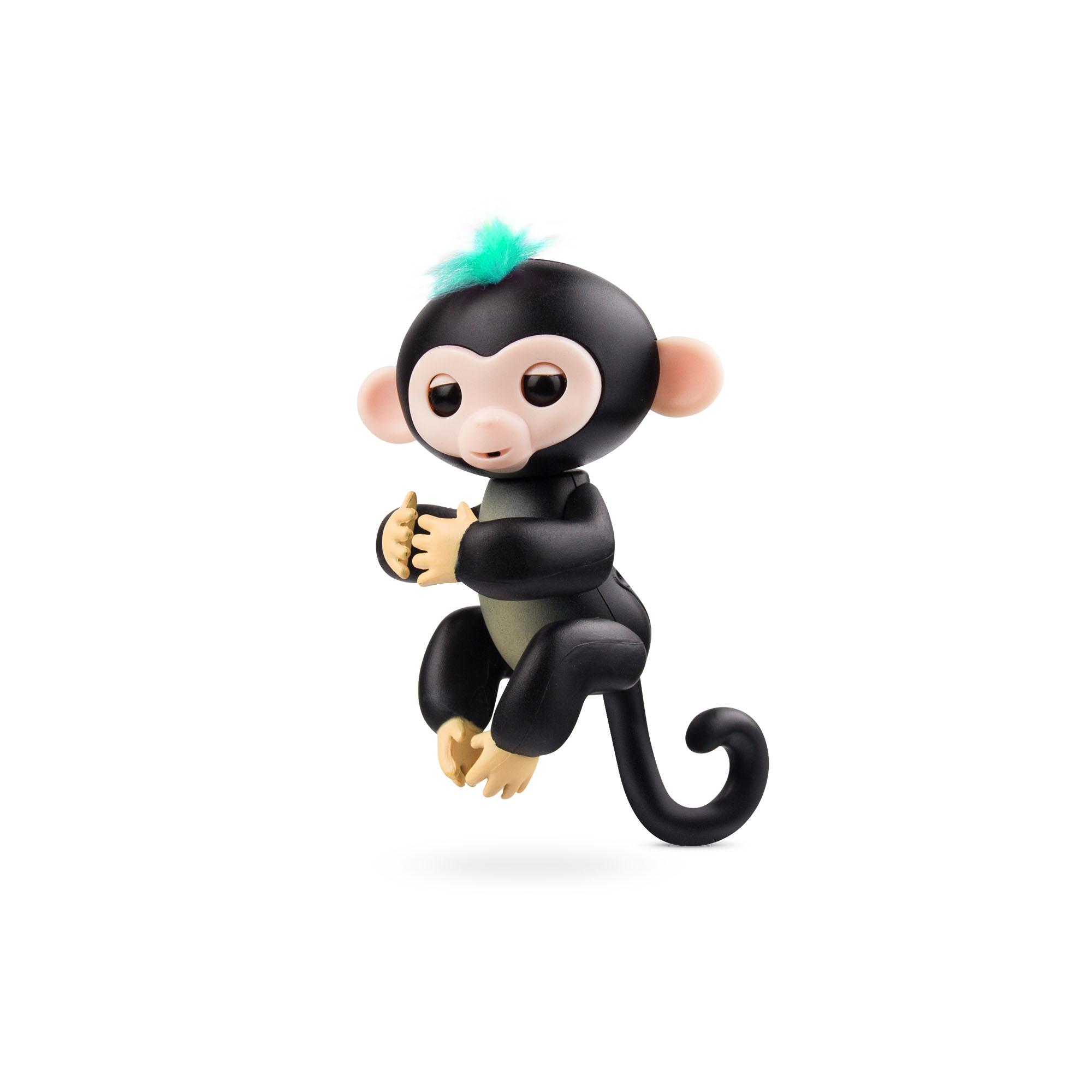 Rombica Finger Monkey Black