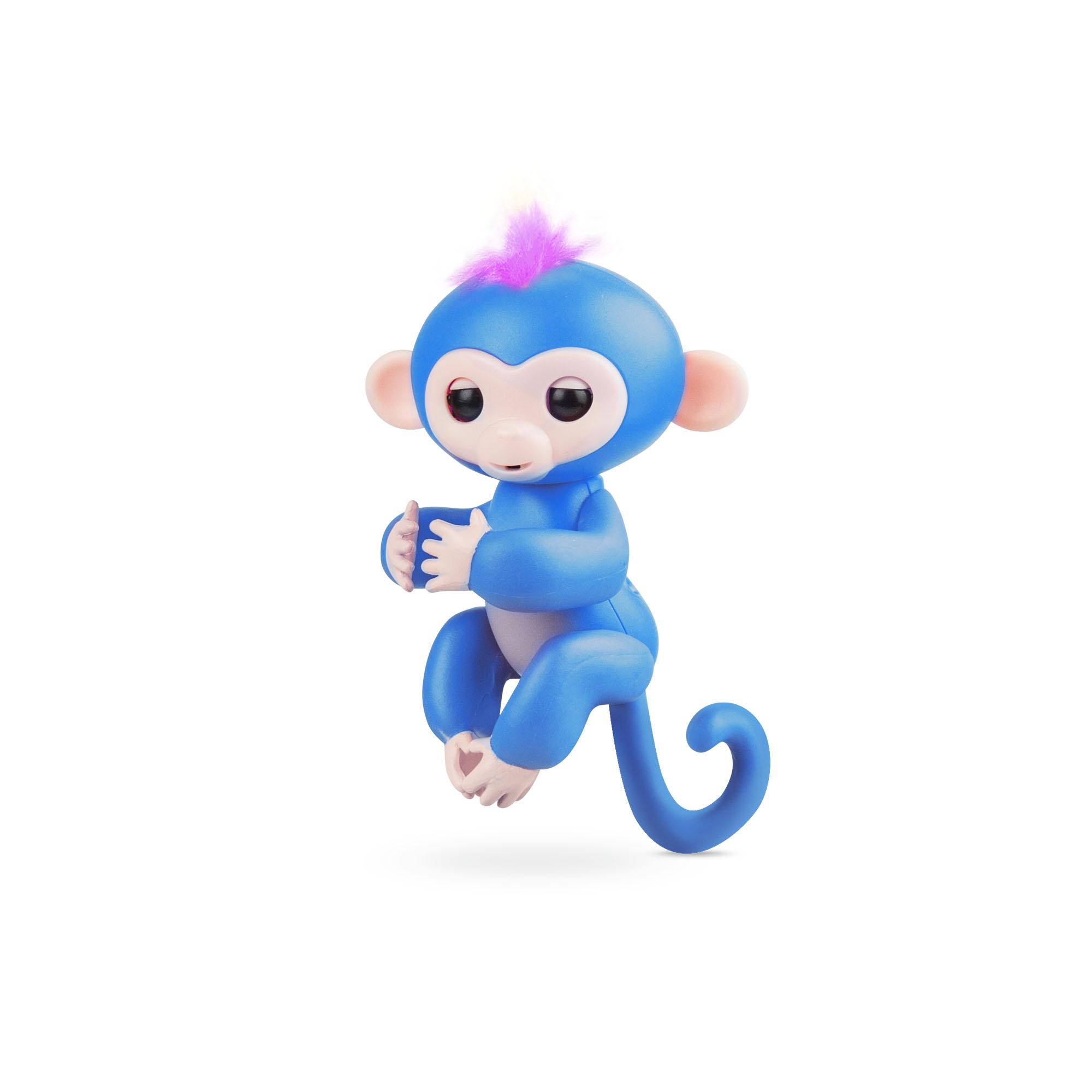 Rombica Finger Monkey Blue
