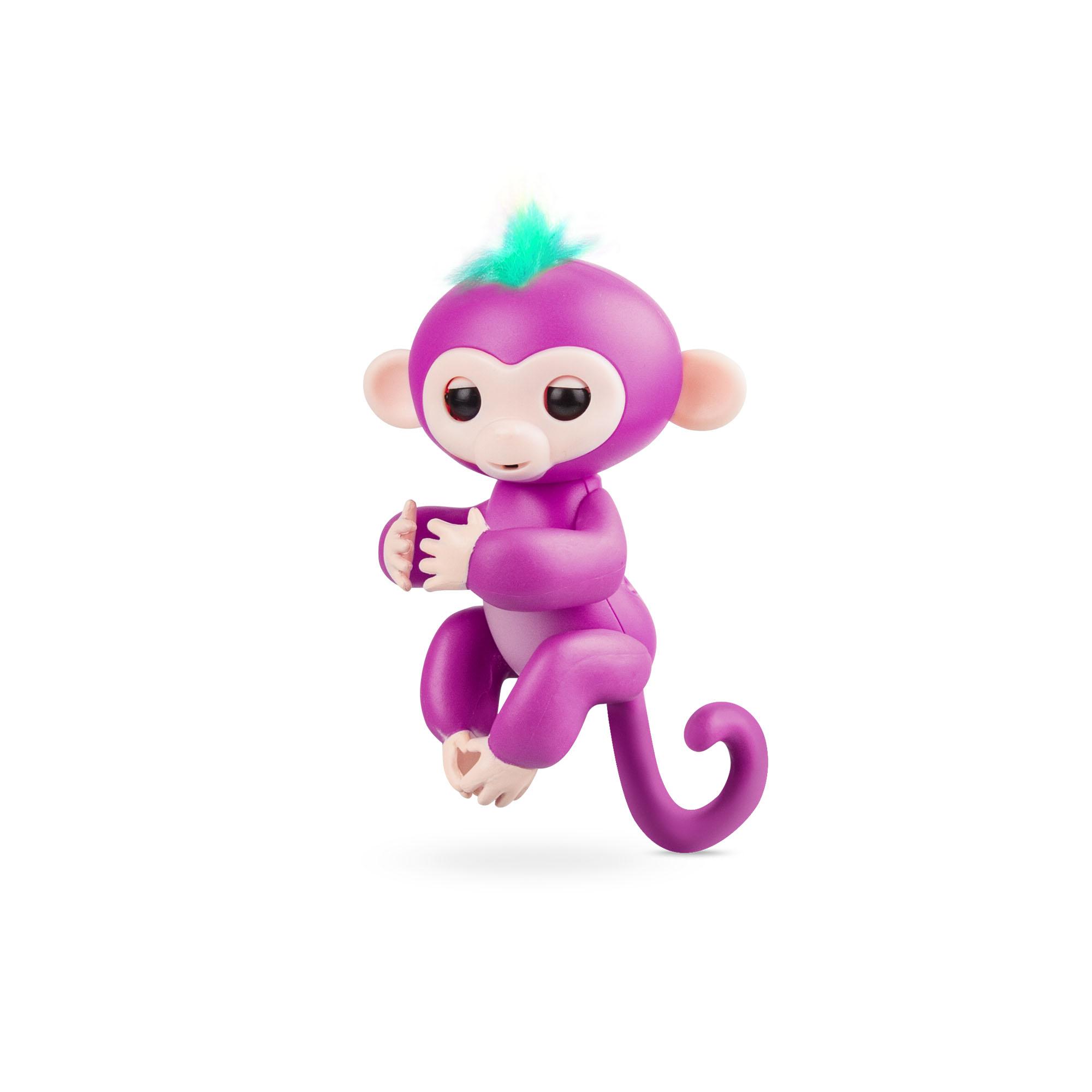 Rombica Finger Monkey Purple